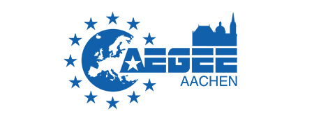 AEGEE-Aachen e.V. Logo